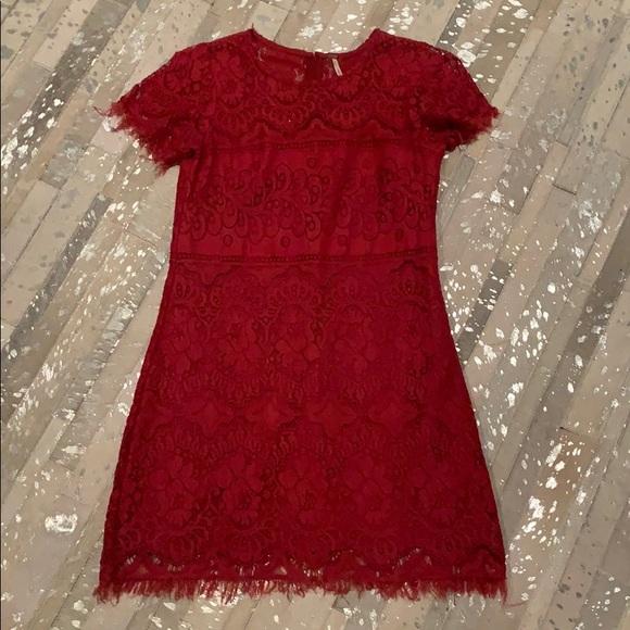 Free People Dresses & Skirts - Free People Lace Dress